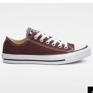 Converse | All Star Sneakers, Brown, Sz 8
